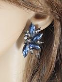 olcso Kvarc-Női Stílusos Beszúrós fülbevalók - Szerencsés Alap, Divat Fehér / Kék / Rózsaszín Kompatibilitás Napi Randi