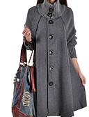 preiswerte Damenmäntel und Trenchcoats-Damen - Solide Grundlegend / Street Schick Mantel
