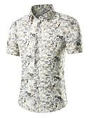 ieftine Maieu & Tricouri Bărbați-Bărbați Cămașă Activ / Șic Stradă - Geometric Imprimeu