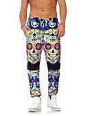 ieftine Pantaloni Bărbați si Pantaloni Scurți-Bărbați Șic Stradă / Exagerat Pantaloni Chinos / Pantaloni Sport Pantaloni Geometric