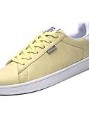 abordables Camisas de Hombre-Hombre Tela Otoño Confort Zapatillas de deporte Amarillo / Verde / Azul