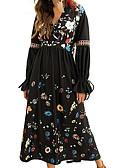 זול 2017ביקיני ובגדי ים-מקסי שמלה סווינג סגנון רחוב בגדי ריקוד נשים
