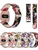 זול להקות Smartwatch-צפו בנד ל Fitbit Versa פיטביט לולאה מעור עור אמיתי רצועת יד לספורט