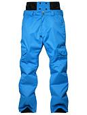 cheap Women's Hats-Men's Ski / Snow Pants Windproof, Waterproof, Rain-Proof Downhill / Winter Sports Cotton, POLY Warm Pants Ski Wear / Thermal / Warm / Thermal / Warm