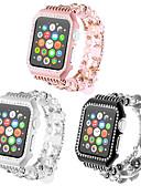 povoljno Maske za mobitele-Pogledajte Band za Apple Watch Series 5/4/3/2/1 Apple Dizajn nakita Keramika Traka za ruku