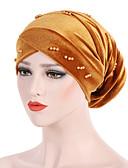 olcso Parti fejdíszek-Női Virágos Alap / Szabadság - Széles karimájú kalap