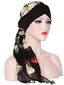 cheap Women's Hats-Women's Basic / Holiday Floppy Hat - Floral