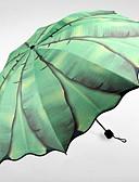 ieftine Neopren-Oțel inoxidabil Toate Sunny și ploioasă / Model nou Umbrelă Pliantă
