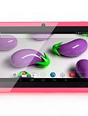 olcso Férfi pólók-Q88 Android Tablet (Android 4.4 1024 x 600 Négymagos 512 MB+8GB) / 32 / Mini USB / Fülhallgató jack dugó 3.5mm