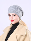 olcso Női kalapok-Női Egyszínű / Kollázs Alap / Szabadság - Széles karimájú kalap