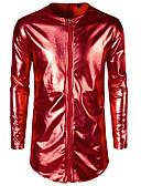 billige Eksotisk herreundertøy-Skjorte Herre - Ensfarget Aktiv / Gatemote