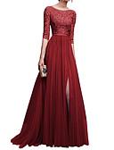 abordables Vestidos de Dama de Honor-Mujer Básico Tallas Grandes Delgado Pantalones Negro / Fiesta / Asimétrico