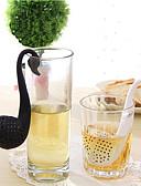 povoljno Maske za mobitele-plastika Kreativna kuhinja gadget Labud 1pc Cjedilo za čaj