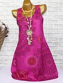 preiswerte Höschen-Damen Grundlegend Hülle Kleid Geometrisch Übers Knie