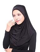 preiswerte Damen Schals-Damen Grundlegend Hidschab - Mehrschichtig Solide