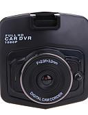 abordables Camisas de Hombre-M001 HD 1280 x 720 / 1080p DVR del coche 120 Grados / 140 Grados Gran angular 2.4 pulgada LCD Dash Cam con Visión nocturna / G-Sensor /