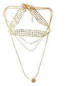 preiswerte Gürtel-Damen Einfach, Aleación Halsketten Solide / Ganzjährig