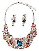 cheap Men's Blazers & Suits-women's european / fashion / oversized alloy necklace