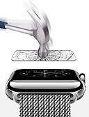 hesapli Akıllı Saat Ekran Koruyucuları-Ekran Koruyucu Uyumluluk Apple Watch Series 4 / Apple Watch Series 3/2/1 Temperli Cam Ultra İnce 1 parça