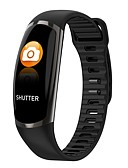 זול להקות Smartwatch-R16 גברים Smart צמיד Android iOS Blootooth Smart ספורטיבי עמיד במים מוניטור קצב לב מודד לחץ דם שעון עצר מד צעדים מזכיר שיחות מד פעילות מעקב שינה / חיישן כבידה / חיישן קרבה / חיישן דופק