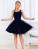 cheap Women's Dresses-Women's Party A Line Dress - Solid Colored Strap Cotton White Pink Navy Blue L XL XXL / Sexy