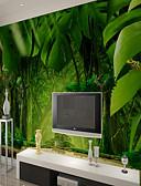 billige Bikinis-bakgrunns / Veggmaleri Lerret Tapetsering - selvklebende nødvendig Art Deco / Mønster / 3D