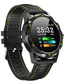 Недорогие Цифровые часы-My1 Smart Watch BT Поддержка фитнес-трекер уведомлять и пульсометр спортивные SmartWatch совместимые телефоны Samsung / Apple / Android