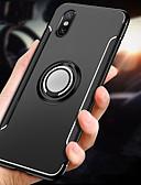 hesapli iPhone Kılıfları-Pouzdro Uyumluluk Apple iPhone XS / iPhone XR / iPhone XS Max Şoka Dayanıklı / Yüzüklü Tutacak Arka Kapak Zırh Sert TPU / PC