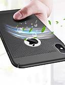 זול מגנים לאייפון-מגן עבור Apple iPhone XS / iPhone XR / iPhone XS Max אולטרה דק כיסוי אחורי אחיד קשיח PC