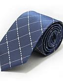 abordables Corbatas y Pajaritas para Hombre-Hombre Corbata - Trabajo Jacquard