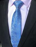 cheap Men's Belt-Men's Work Necktie - Striped