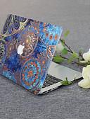 זול כבל & מטענים iPhone-פרח pvc קשה פגז פגז עבור MacBook Pro האוויר במקרה הרשתית מקרה 11/12/13/15 (a1278-a1989)