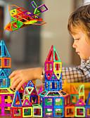 povoljno Kompletići za dječake-Magnetski blok Magnetske pločice Magnetne igračke 30 pcs kompatibilan Legoing S magnetom Dječaci Djevojčice bebe Igračke za kućne ljubimce Poklon / Kocke za slaganje
