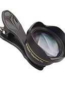 halpa Objektiivit ja tarvikkeet-Matkapuhelin Lens Pitkäpolttovälinen objektiivi lasi / Alumiiniseos 3X 48 mm 0.065 m 48 ° Uusi malli