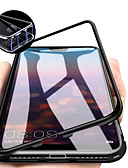 levne Pouzdra telefonu-Carcasă Pro Huawei Huawei P30 / Huawei P30 Pro Magnetické Celý kryt Jednobarevné Pevné Tvrzené sklo pro Huawei P20 / Huawei P20 Pro / Huawei P20 lite