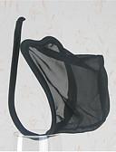 abordables Ropa interior para hombre exótica-Hombre Normal Slip - Básico 1 Pieza Media cintura Blanco Negro Rosa Tamaño Único
