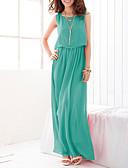 cheap Maxi Dresses-Women's Swing Dress Light Green Light gray Lavender XL XXL XXXL