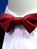 abordables Corbatas y Pajaritas para Hombre-Hombre Pajarita - Fiesta Un Color