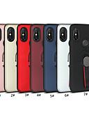 povoljno Maske za mobitele-Θήκη Za Xiaomi Xiaomi Redmi Note 5 Pro / Xiaomi Redmi Note 6 / Xiaomi Redmi 6 Pro Prsten držač Stražnja maska Jednobojni Mekano TPU