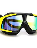 billige Dametopper-Svømmebriller Anti-Tåke Anti-UV Slitasje-sikker Svømming Antiskl Speilet PC PC N / A Andre