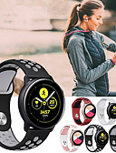 זול להקות Smartwatch-צפו בנד ל Samsung Galaxy Watch 42 / Samsung Galaxy פעיל Samsung Galaxy רצועת ספורט סיליקוןריצה רצועת יד לספורט