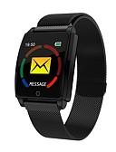 זול מקרה Smartwatch-ds126 חכם לצפות bt כושר גשש תמיכה להודיע & קצב הלב לפקח תואם Samsung / Sony מוביילים אנדרואיד / Apple iPhone