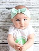 abordables Conjuntos de Ropa para Niña-Bebé Unisex Básico / Dulce Floral Estampado Acrílico Accesorios para el Cabello Naranja / Rosa / Caqui Tamaño Único