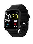 זול ילדים כובעים ומצחיות-116 שעון חכם Pro bt 4.0 תמיכה גשש תמיכה להודיע & קצב הלב לפקח תואם Samsung / טלפונים huawei ו - iPhone