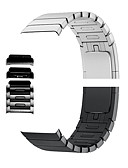 halpa Smartwatch-nauhat-Watch Band varten Apple Watch Series 4 Apple Moderni solki Metalli Rannehihna