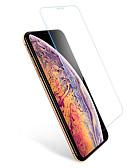 hesapli iPhone Kılıfları-AppleScreen ProtectoriPhone XS 2.5D Kavisli Kenar Ön Ekran Koruyucu 1 parça Temperli Cam