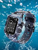 hesapli Smartwatch Bantları-apple watch serisi için watch band 42mm apple modern toka silikon bilek kayışı