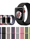 povoljno Smartwatch bendovi-Pogledajte Band za Apple Watch Series 4/3/2/1 Apple Sportski remen Najlon Traka za ruku