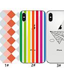 זול מגנים לאייפון-מארז iPhone xr / iPhone xs מקס דפוס חזרה כיסוי גיאומטרי דפוס רך tpu עבור iPhone 6 6 פלוס 6s 6s פלוס 7 8 7 פלוס 8 x xs