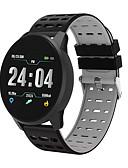 hesapli Dijital Saatler-Erkek Spor Saat Dijital Silikon Kırmızı / Yeşil / Gri 30 m Su Resisdansı Bluetooth Smart Dijital Günlük Moda - Siyah / Kırmızı Siyah / Mavi Siyah / Gri / Kronograf / takeometre